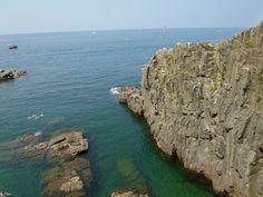 Riomaggiore, Liguria Italia (Luglio) Riomaggiore, Water, Outdoor, Italia, Gripe Water, Outdoors, Outdoor Games, The Great Outdoors