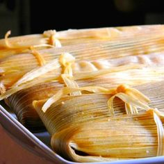 Authentic Tamales With Your Crockpot