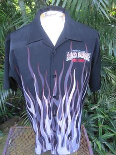 Polyester Regular Size L Aloha Theme Casual Shirts for Men Ormond Beach, Mens Hawaiian Shirts, Aloha Shirt, Casual Shirts For Men, Wetsuit, Iron, Horses, Best Deals, Swimwear