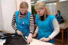 Staff Uniforms, Housecoat, Blouse, Apron, Hair, Fashion, Fashion Styles, Woman, Workwear