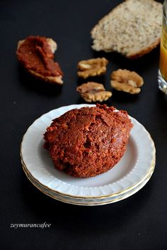 Chocolate Banana Bread, Vegan Chocolate, Meze Recipes, Bread Recipes, Chutney, Sauces, Dips, Food Art, Muffin