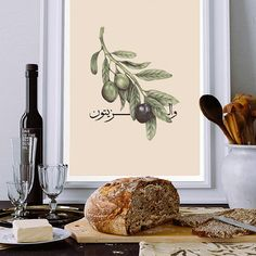 mothers day gifts for grandma,Kitchen Posters,Kitchen Wall Art,Yislamoo Kitchen Posters, Kitchen Prints, Kitchen Wall Art, Botanical Wall Art, Tree Art, Digital Prints, Wall Art Prints, Modern Farmhouse, Decals