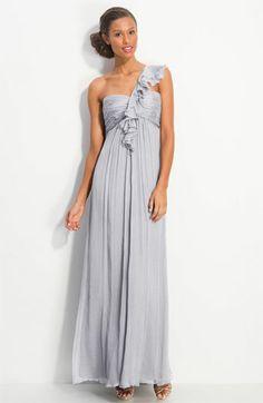 Elegant bridesmaid dress #Nordstromweddings