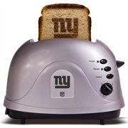 New York Giants Silver Team Logo Pro Toaster
