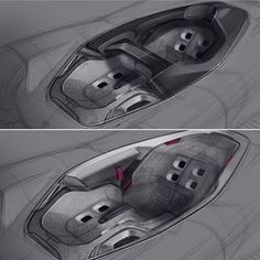 #cardesign #sketch #sketchbook #design #concept #conceptart #future #porsche #lmp1 #lmp #iivanov #686 #designconcept #art #interiordesign #interior #porschedesign #drawing #draw #project
