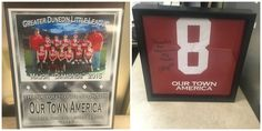 "Our Town America is a proud sponsor of Greater Dunedin's Major ""Diamonds"" Little League Team!"