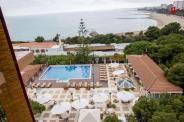 Vistas a la terraza y playa de #Benicàssim desde una de nuestras habitaciones