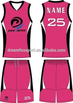 d9bad20b80f basketball jersey uniform design color red
