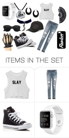 """FABOULS"" by akariquoet ❤ liked on Polyvore featuring art"