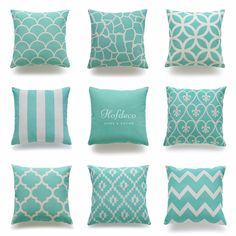Superbe Cheap Cushion Cover, Buy Quality Sofa Cushion Cover Directly From China  Decorative Throw Pillows Case Suppliers: Decorative Throw Pillow Case  Turquoise Aqua ...