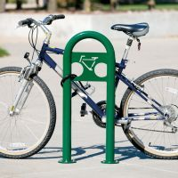Marquee Bike Rack with Surface Mount