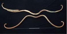 Yanghai (Scythian) bow by Adam Karpowicz.