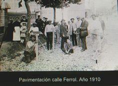 Ferrol calle 1910