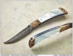 Photos SharpByCoop • Gallery of Handmade Knives - Page 17