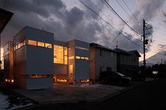 'house in gotemba' by masao yahagi architects, gotemba, japan