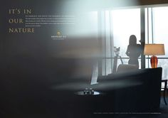 Bruno Aveillan - Photographers - Advertising - Shangri La It S In Our Nature | Michele Filomeno