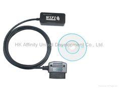 WiFi OBD-II Car Diagnostics Tool for Apple iPad iPhone iPod Touch www.hkaffinity.net