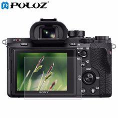 3 X Transparente Lcd Film Protector De Pantalla De Aluminio Saver Para Canon Eos 7d Mark 2 Ii