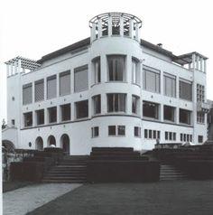 Loos -  Villa Karma Clarens bei Montreux, Schweiz 1906