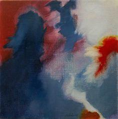 Studie 30, 2005 (P.Wienand)  Öl auf Leinwand/Holz, 25 x 25 cm