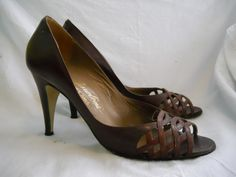 Ruth would be able to wear shoes like these through a full day of teaching.