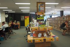 Law Week 2016.  Display at Coffs Harbour Library