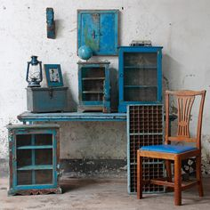 Painted Furniture   by Scaramanga shop our large selection of upcycled, repurposed and vintage painted furniture, home decorating made easy.
