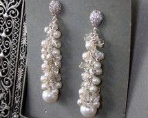 wedding bridal earrings