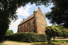 Kasteel Grasbroek, vakantiehuis in Limbricht, Limburg voor 14 personen