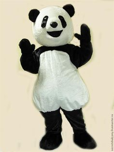 Костюм панды ростовой купить