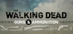 Awesome The Walking Dead Character and Weapon Kill Count Infographic