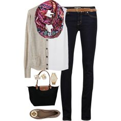 """{casual sundays}"" by thegingerprep on Polyvore"
