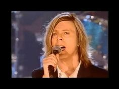 David Bowie live at the BBC Radio Theatre, London, just woke up this morning to hear the shattering news that David Bowie has gone. David Bowie Absolute Beginners, Cover Band, Bbc Radio, Youtube, Memories, Songs, Live, Musica, Memoirs