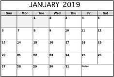 July 2019 Printable Calendar Template July July2019