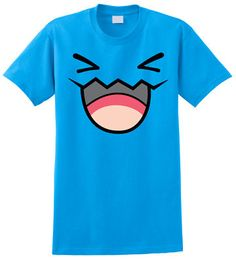 Pokemon Wobbuffet T Shirt