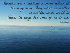 C.S.Lewis quote