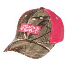 Tractor Supply Co. Logo Cotton Hat e7b75ba65e7b