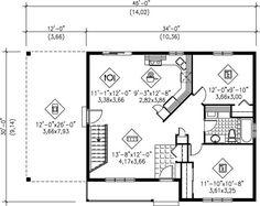 PLANO piso principal