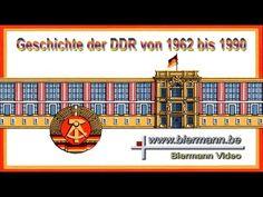 Die Geschichte der DDR von 1962 bis 1990 - YouTube