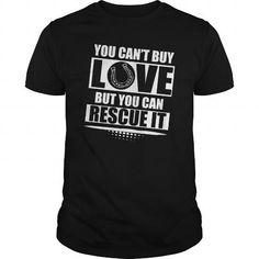 I Love Horse Rescue Shirts & Tees