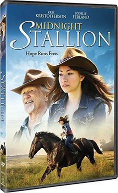 Watch Midnight Stallion full hd online Directed by William Dear. With Kris Kristofferson, Jodelle Ferland, Chelah Horsdal, Matt Mazur. 15 year old Megan Shephard and her parents will do anyth Kris Kristofferson, Streaming Hd, Streaming Movies, Love Movie, Movie Tv, Jodelle Ferland, Horse Movies, Horse Books, Dog Books