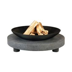 Create the warmth and ambiance of a bonfire with this Perfect Patio Fire Bowl and Base. A chic, modern style, this fire bowl offers a spacious space for a wood fire. The granito base is wider than the ...  Find the Perfect Patio Fire Bowl and Base, as seen in the Guest-Ready Home: Urban Loft Collection at http://dotandbo.com/collections/styleyourseason-guest-ready-home-urban-loft?utm_source=pinterest&utm_medium=organic&db_sku=110158