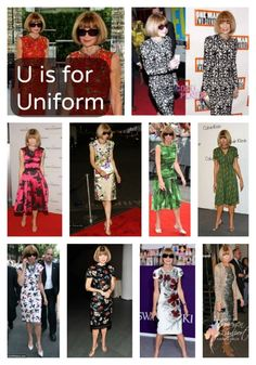 How to Create a Uniform for Your Wardrobe http://www.insideoutstyleblog.com/2014/05/understanding-the-style-puzzle-9-keys-to-unlocking-your-style.html