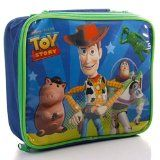 Girls Boys Insulated Lunch Bags Boxes Kids School Picnic Pack Food Bottle (Toy Story)