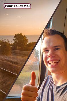 La petite souris Joël sillonne la Suisse Romande en train. Découvrez l'histoire de se graphiste hors du commun. #pub #marketing #idée #suisse