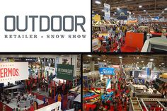 Outdoor Retailer Trade Expo 2018 is the world's leading business-to-business outdoor sports show where industry brands, retailers, reps, suppliers, and leaders gather. Upcoming Events, Retail, Outdoors, Games, Business, Sports, Hs Sports, Sport, Store