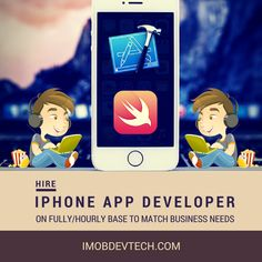 Seeking to Hire iPhone App Developer who can proficiently plan and construct iPhone applications with your expert nitty-gritty concepts? iMOBDEV Technologies is a best room for you to get associated with.