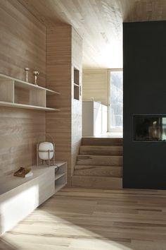 Bernardo Bader Architects: Haus Fontanella - Thisispaper Magazine