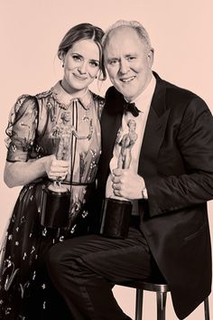 THE CROWN John Lithgow - Outstanding Performance by a Male Actor in a Drama Series Claire Foy - Outstanding Performance by a Female Actor in a Drama Series