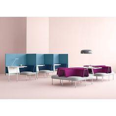 Herman Miller | Public Office Landscale | single workstations - the new study carrel?